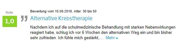 Jameda Bewertung Gerrit Ulrike Schramm