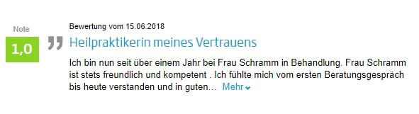 05_Jameda Bewertung Gerrit Ulrike Schramm