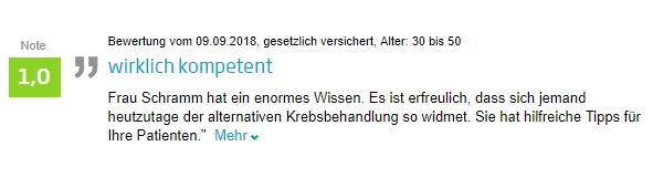 06_Jameda Bewertung Gerrit Ulrike Schramm